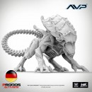AVP Alien Crusher German Language