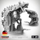 AvP Alien Queen UniCast Edition German Language