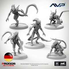 AVP Alien Warriors German Language