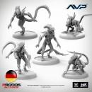 AVP Alien Warriors German Language