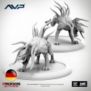 AVP Predator Hellhounds German Language