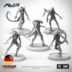 AVP Alien Infants German Language
