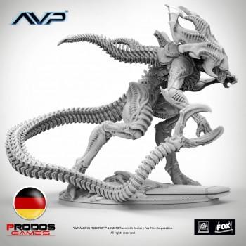 Alien King German Edition