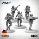 USCM Multipart Marines German Version