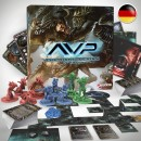 AvP The Hunt Begins Second Edition German Language
