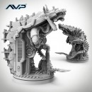 AvP Alien Queen UniCast Edition