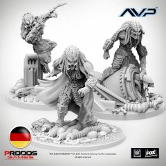 Predator Elders German Language