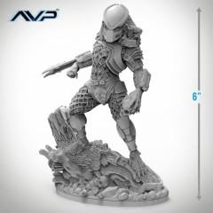 Predator Jungle Hunter Statue
