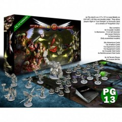 Space Crusade PG13 Version Board Game Pre-order