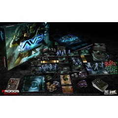 AvP: The Hunt Begins Board game