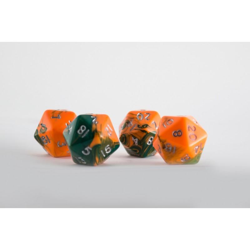 random d20 dice generator d20