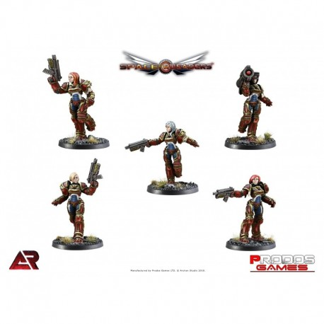Armoured Crusaders