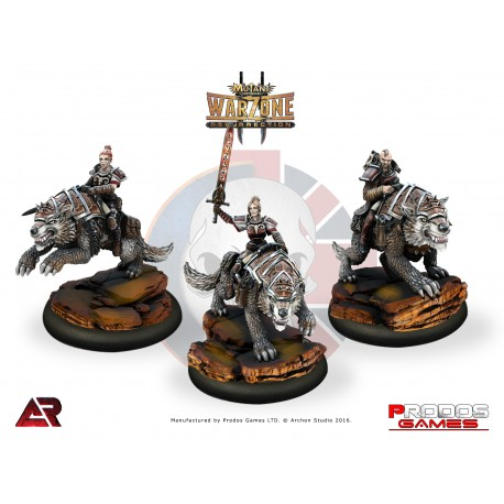 Strathgordon Varg Riders