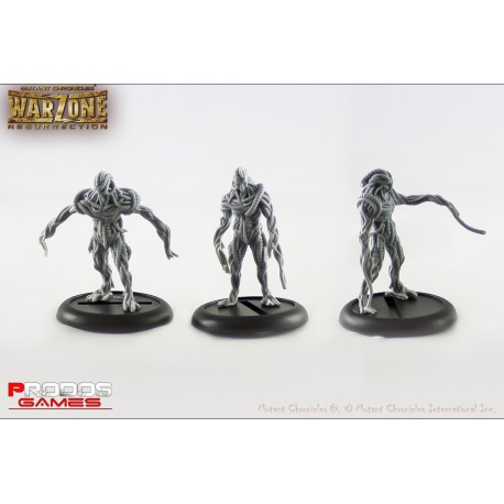 Mutant Chronicles RPG Models Cable Marionettes