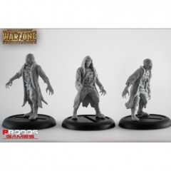 Mutant Chronicles RPG Models Malignants