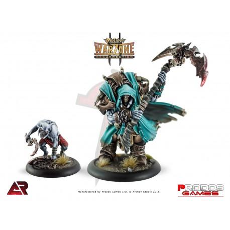 Praetorian Goliath and Imp