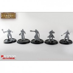 Mutant Chronicles RPG Models Heretics Set