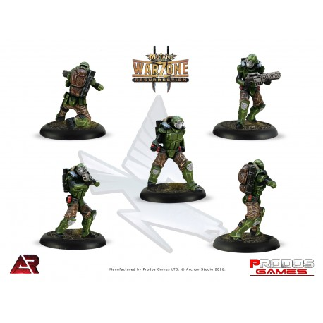 Capitol Airborne Cavalry (Conversion Pack)