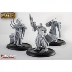 Mutant Chronicles RPG Models Brotherhood Set