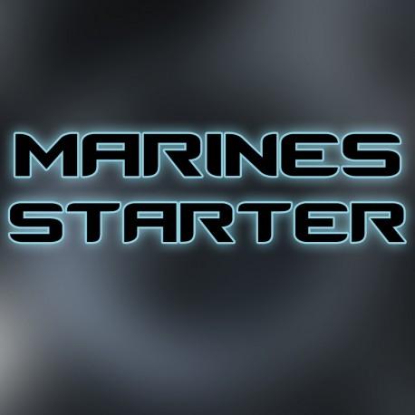 Unleashed Marine Starter
