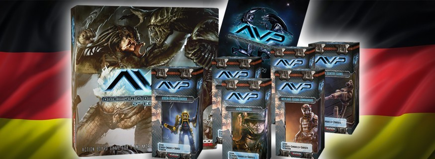 Alien Versus Predator German Edition